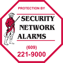 Security Network Alarms